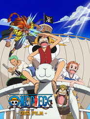One Piece Movie 01: The Great Gold Pirate