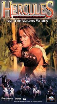 Hercules and the Amazon Women