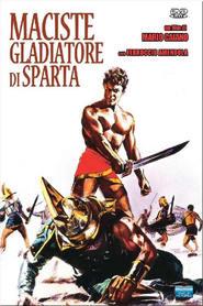 Maciste, Gladiator of Sparta